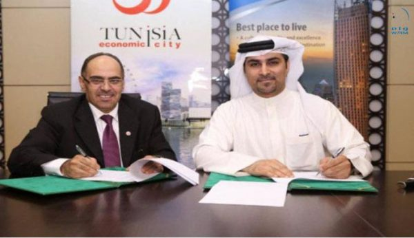 image-tunisia-economic-city-signs-mou-dubai-fdi